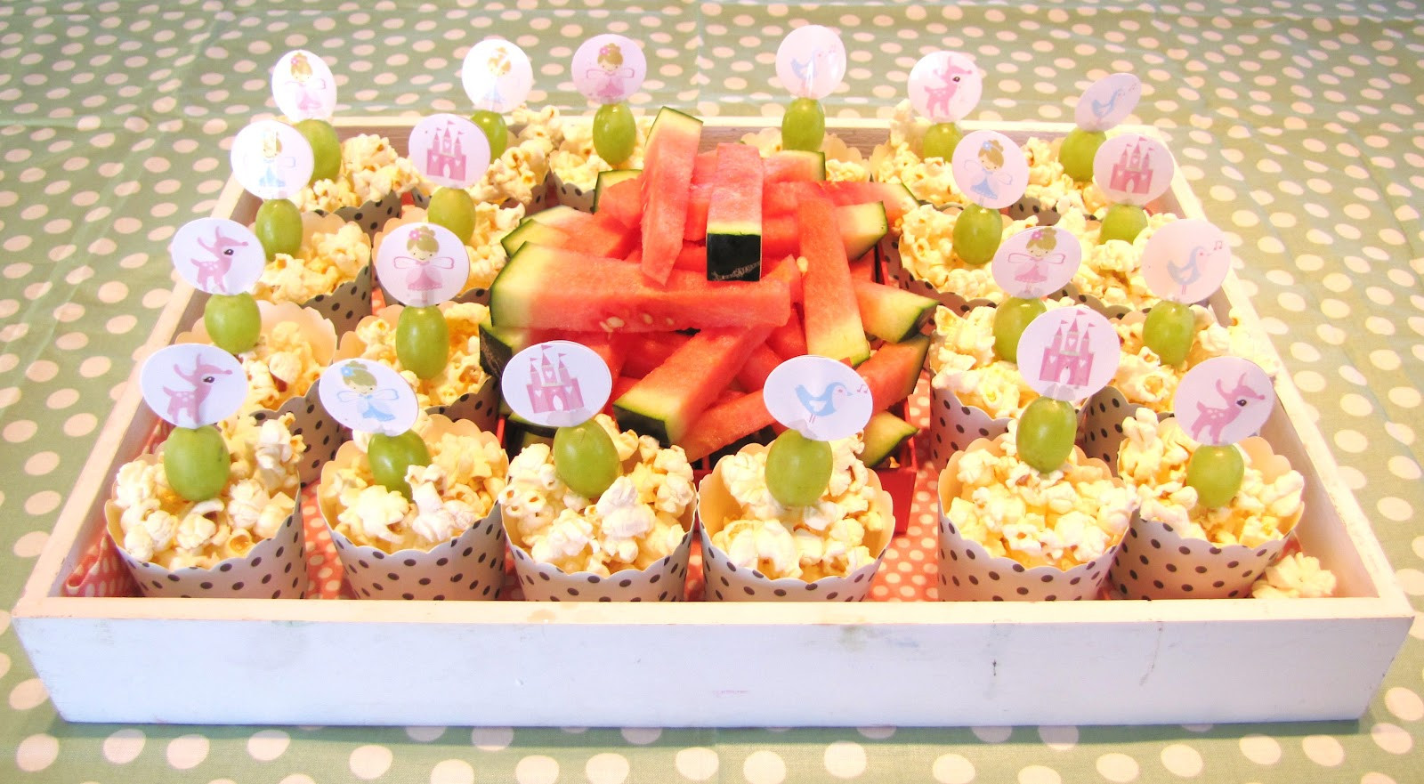 Healthy Birthday Snacks  Healthy party food
