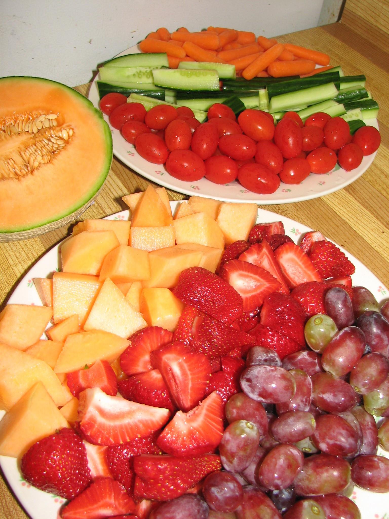 Healthy Birthday Snacks  Children's Party Snacks