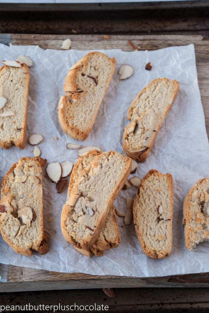 Healthy Biscotti Recipe  healthy biscotti cookies