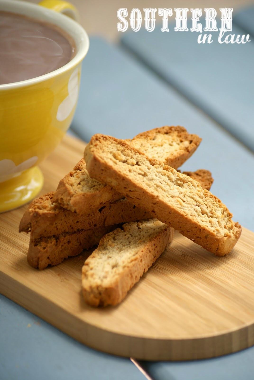 Healthy Biscotti Recipe  healthy biscotti recipes