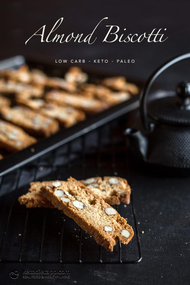 Healthy Biscotti Recipe  healthy almond biscotti recipes