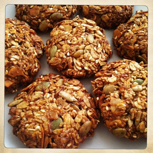 Healthy Biscuit Recipe  Healthy ANZAC biscuits sugar free wheat free & vegan