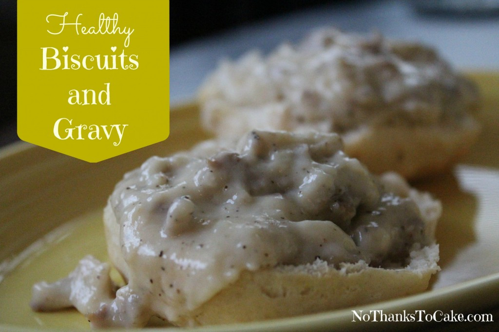 Healthy Biscuits And Gravy  Easy Bubble Up Sloppy Joe Casserole