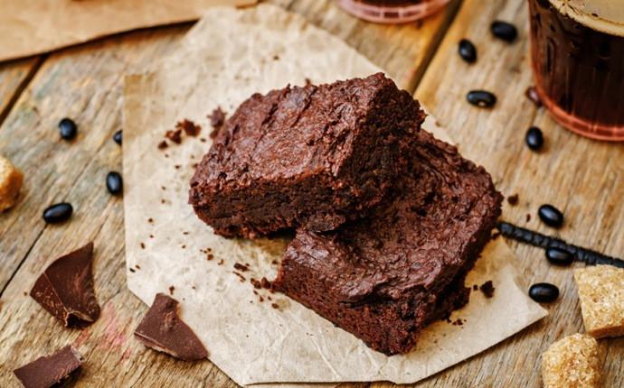 Healthy Black Bean Brownies  List 18 Healthy Vegan Recipes