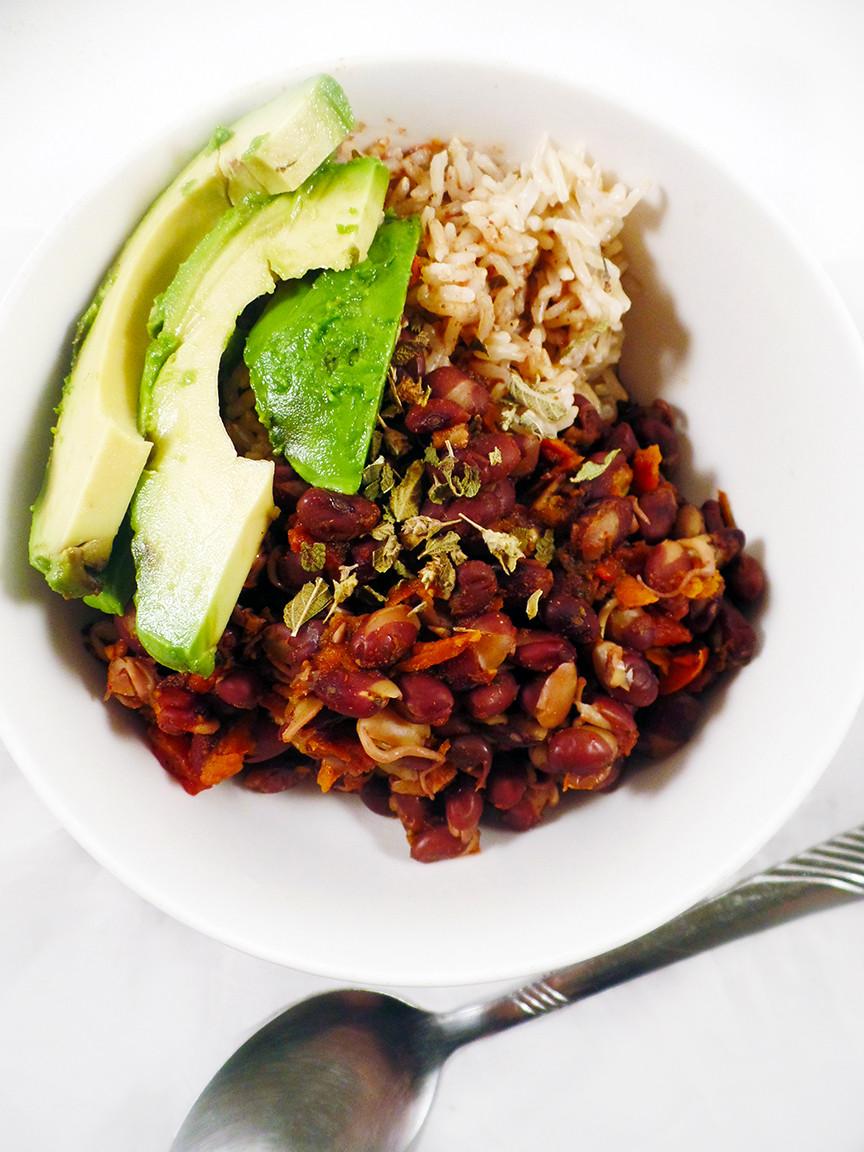 Healthy Black Bean Recipes  healthy recipes black beans