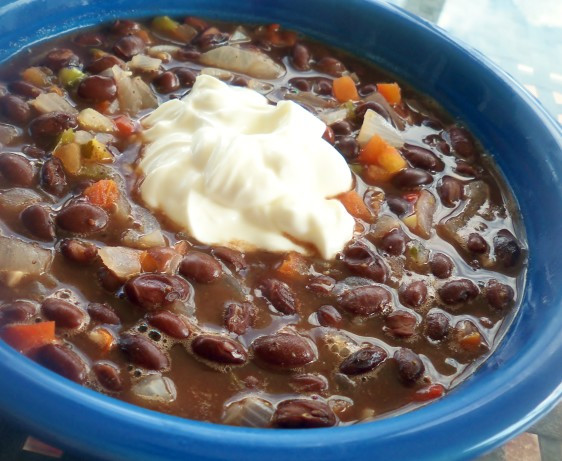 Healthy Black Bean Recipes  Healthy Black Bean Soup Recipe Food