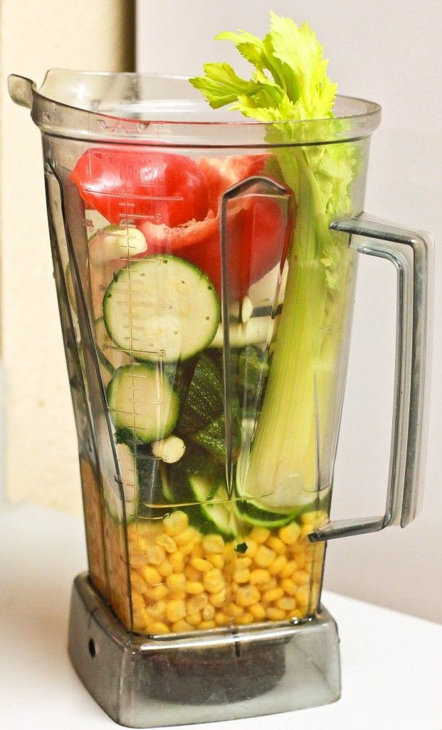 Healthy Blender Recipes For Weight Loss  Healthy Blended Soup Recipes for Weight Loss