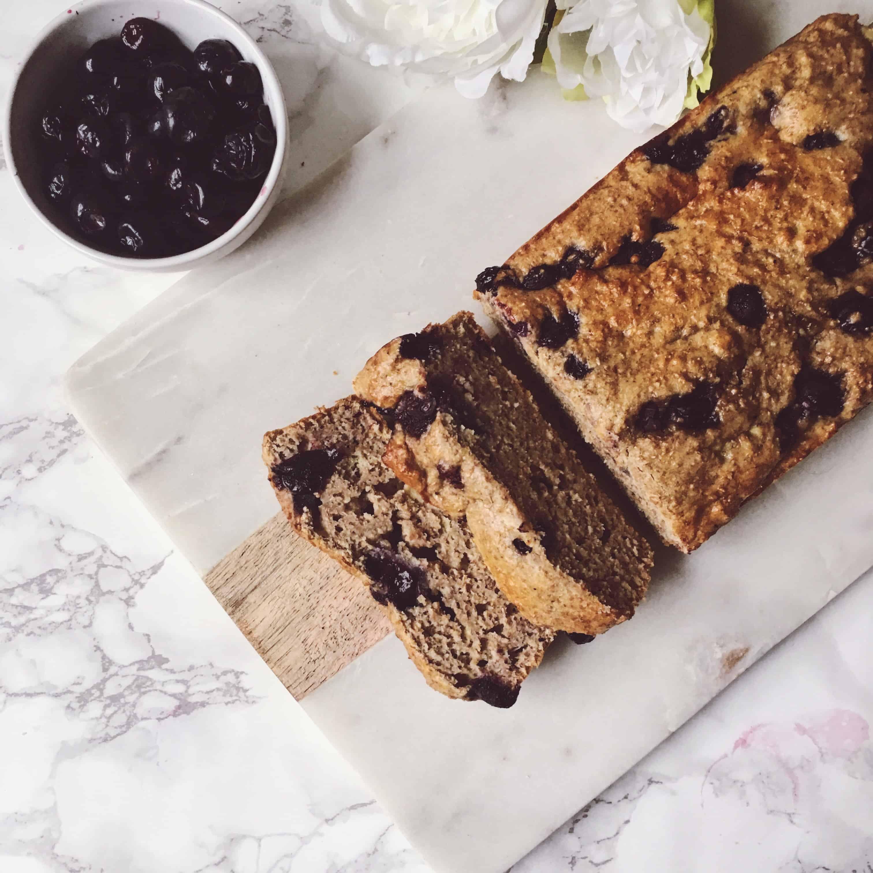 Healthy Blueberry Bread Recipes  Blueberry Banana Bread