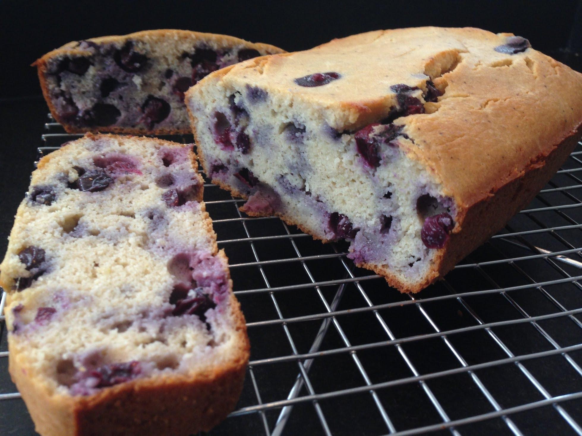 Healthy Blueberry Bread Recipes  Healthy Lemon Blueberry Bread Recipe – HASfit Gluten Free