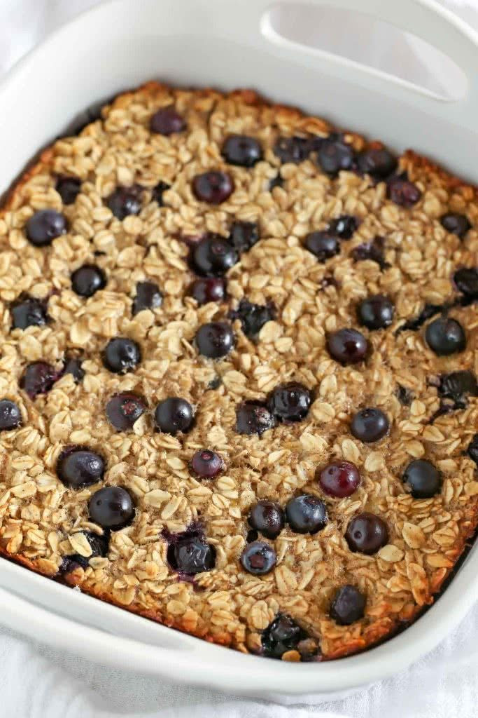 Healthy Blueberry Breakfast Recipes  35 Healthy Breakfast Recipes