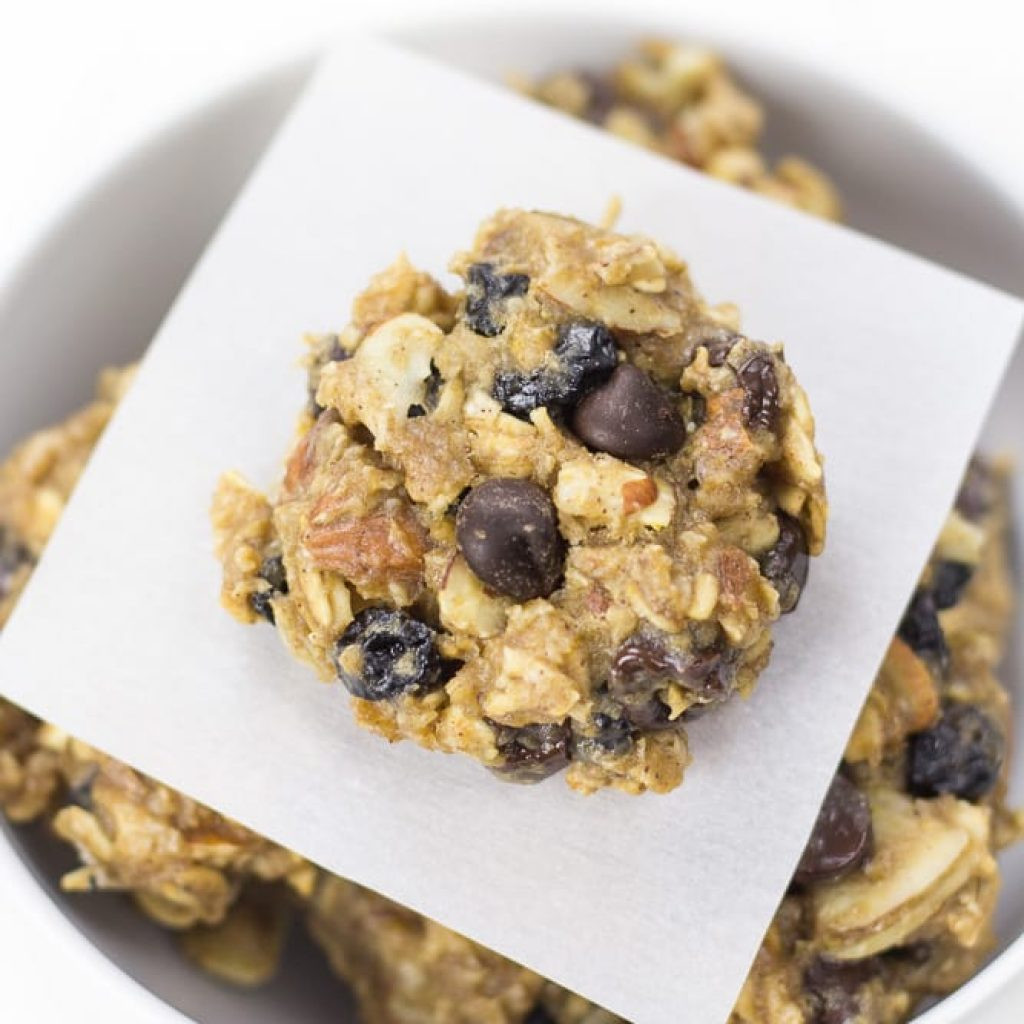 Healthy Blueberry Breakfast Recipes  blueberry cookies Archives Gluten Free Recipes