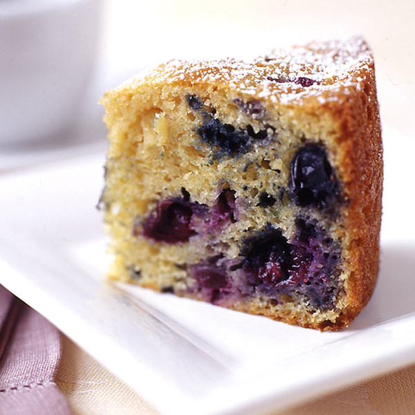 Healthy Blueberry Coffee Cake  WeightWatchers Weight Watchers Recipe Slow Cooker