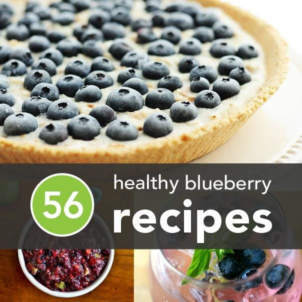 Healthy Blueberry Dessert Recipes  162 best images about Healthy desserts on Pinterest