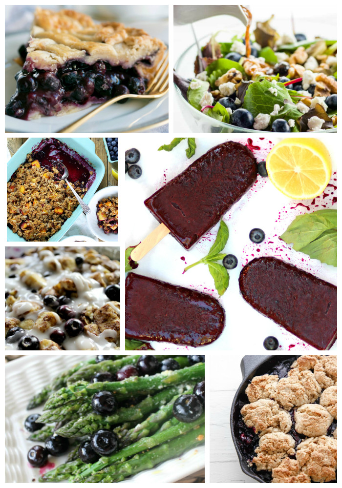 Healthy Blueberry Desserts  Blueberry Recipes 20 Delicious & Healthy Shepherds And