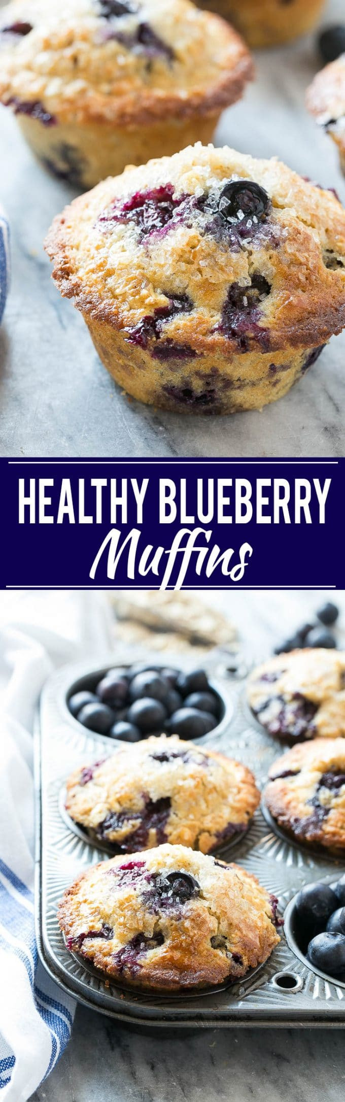 Healthy Blueberry Muffins With Applesauce  healthy blueberry muffins with applesauce