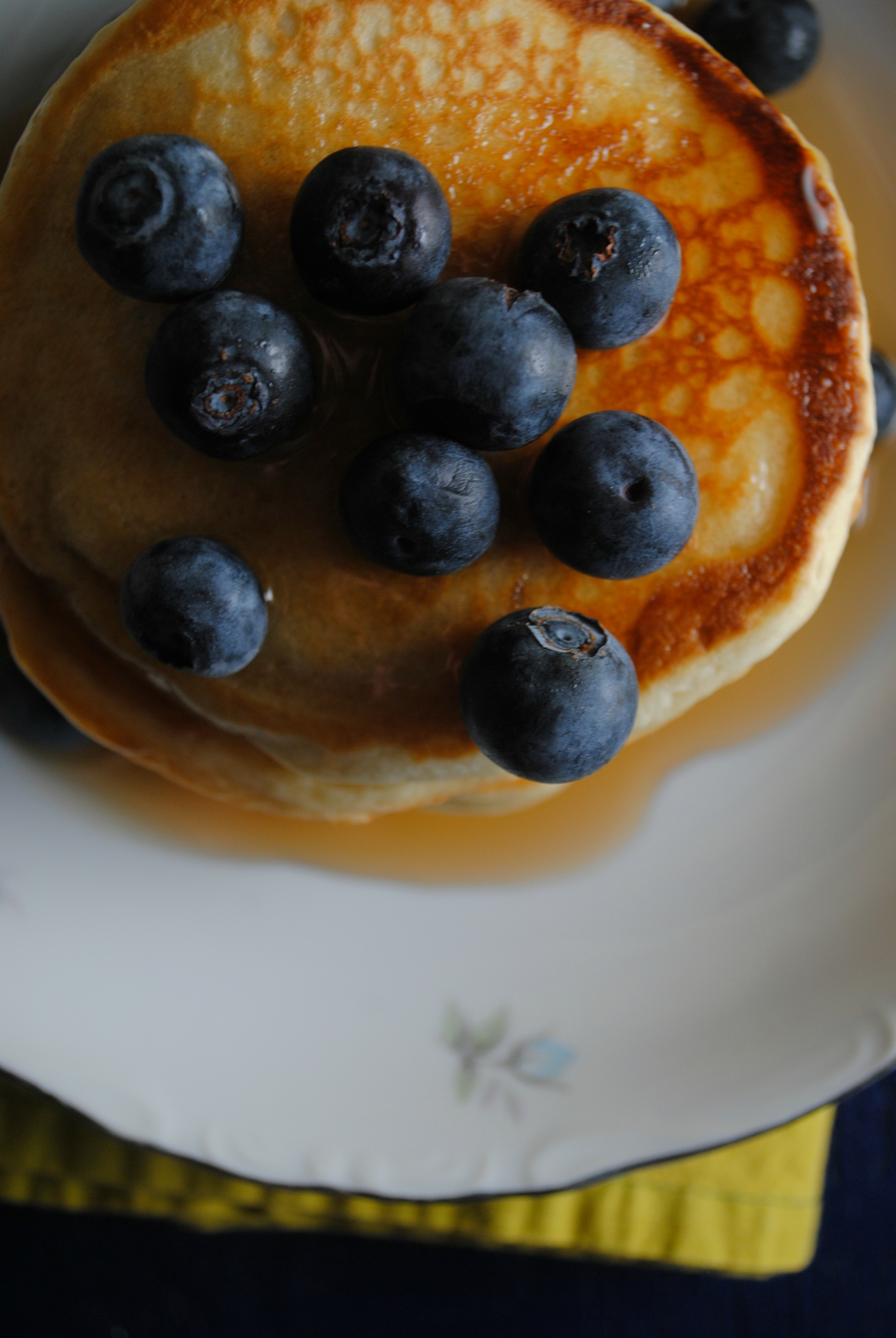 Healthy Blueberry Pancakes  healthy blueberry pancake recipe Archives Salud De Paloma