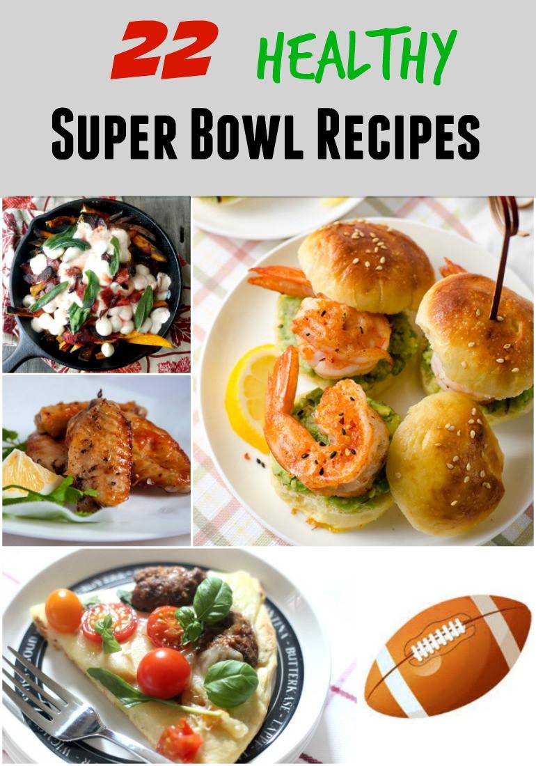 Healthy Bowl Recipes  healthy superbowl food recipes