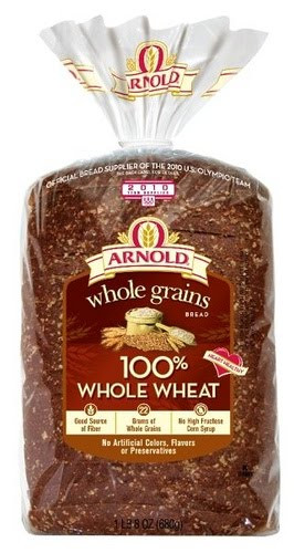 Healthy Bread Brands  The Healthy Boy What s Really In Your Whole Wheat Bread