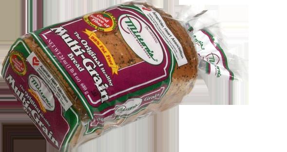 Healthy Bread Brands  Milton s Healthy Mulit Grain Freshly Baked Bread