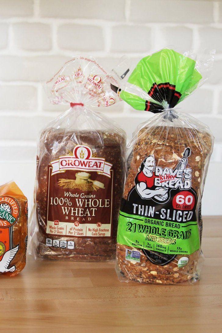 Healthy Bread Brands  healthy bread brands