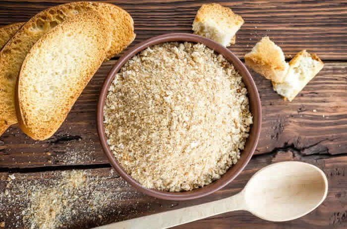 Healthy Bread Crumbs the top 20 Ideas About Homemade Bread Crumbs Healthy Food Recipes