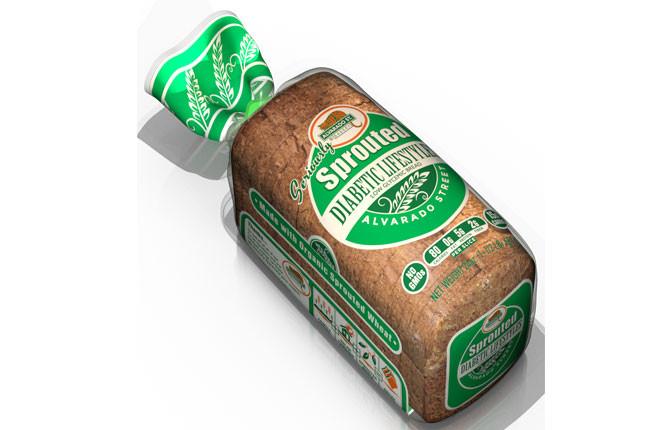 Healthy Bread For Diabetics  Diabetic Lifestyles Low Glycemic Bread