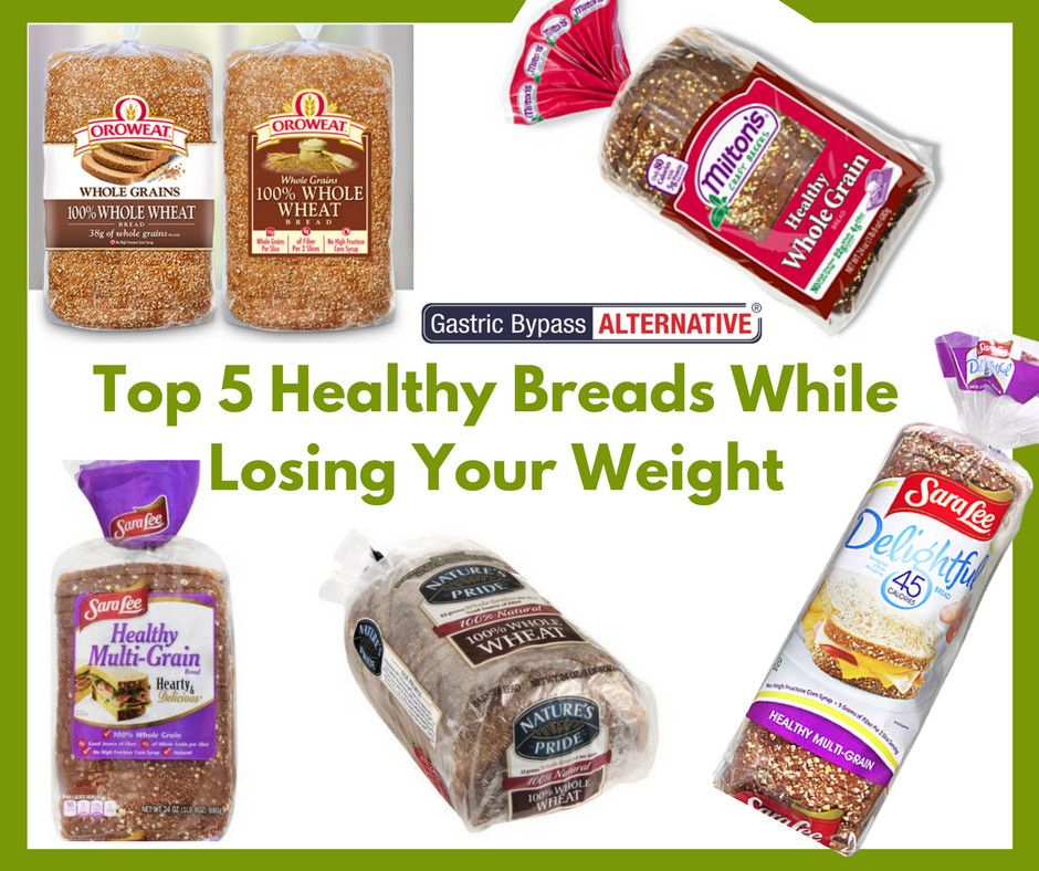 Healthy Bread For Weight Loss  Top 5 Healthiest Breads for Your Weight Reduction