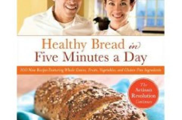 Healthy Bread In 5 Minutes A Day  Foodista