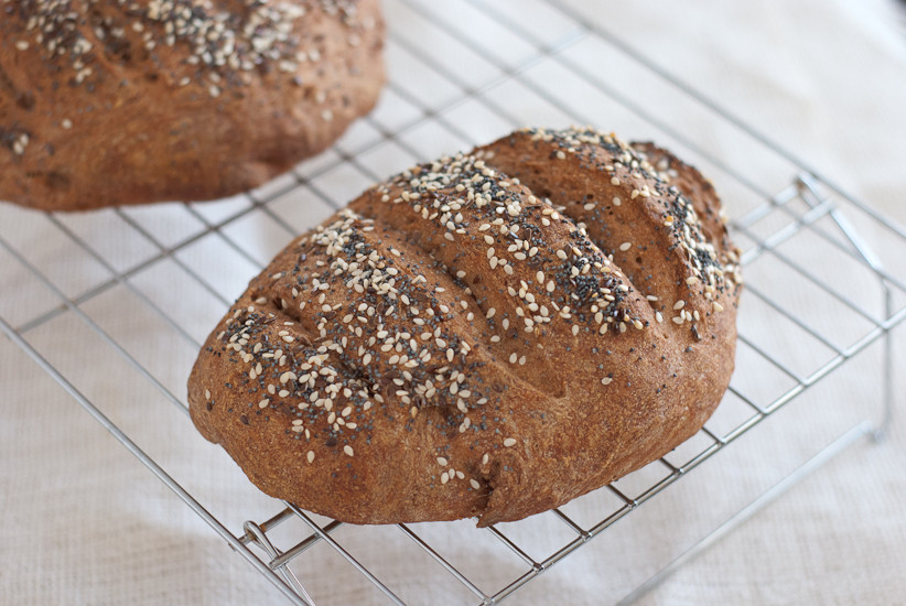 Healthy Bread In 5 Minutes A Day  Look I baked bread Cookie and Kate