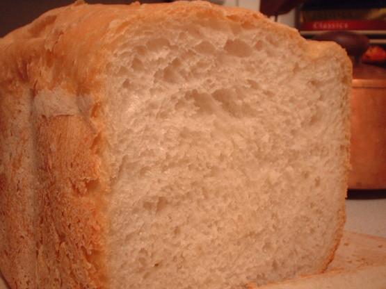 Healthy Bread Maker Recipes  Healthy French Bread Loaf Abm Machine Recipe Genius Kitchen