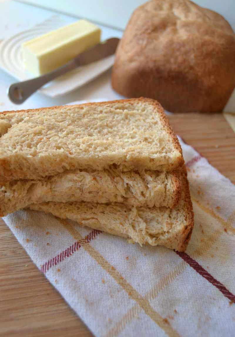 Healthy Bread Maker Recipes  whole wheat flour bread machine recipe