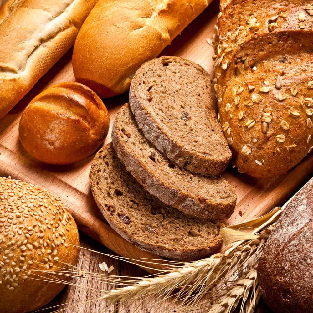 Healthy Bread Options  6 Healthy Alternatives to White Bread and Rice