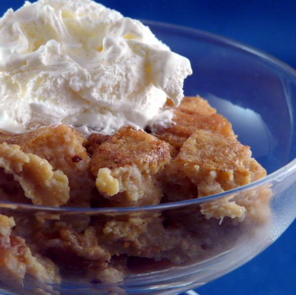 Healthy Bread Pudding Recipe  Apricot Pumpkin Bread Pudding Diabetic Heart Healthy
