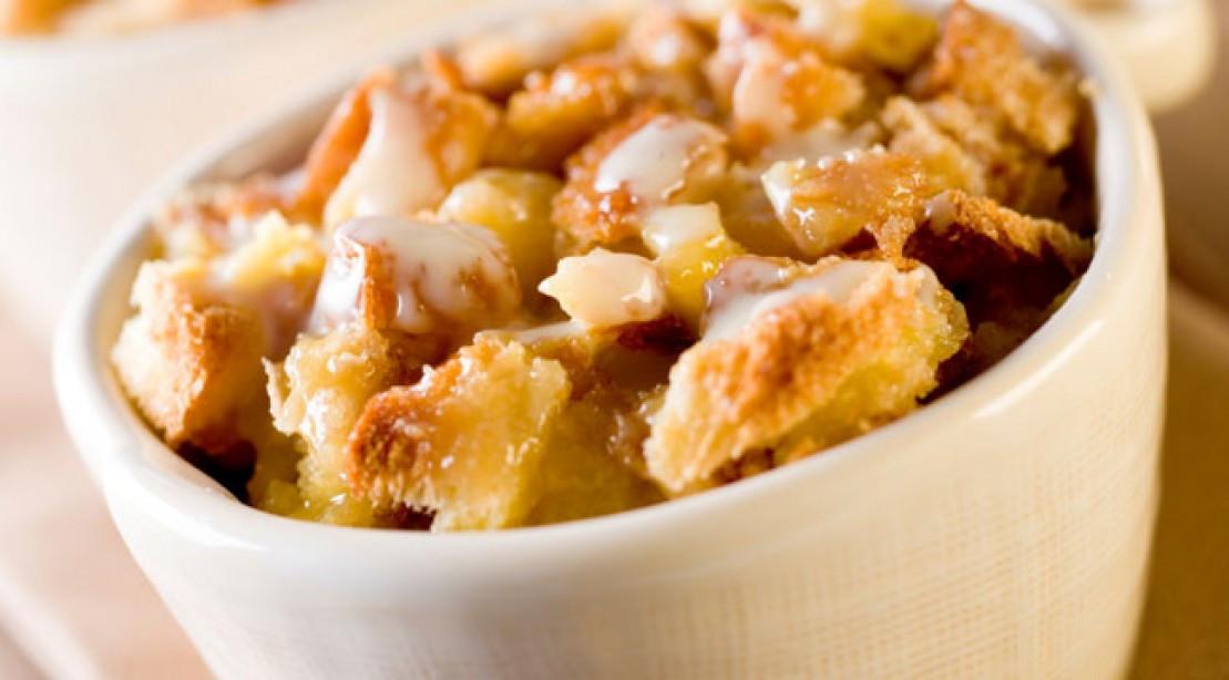 Healthy Bread Pudding Recipe  Healthy Low Fat Bread Pudding Recipe