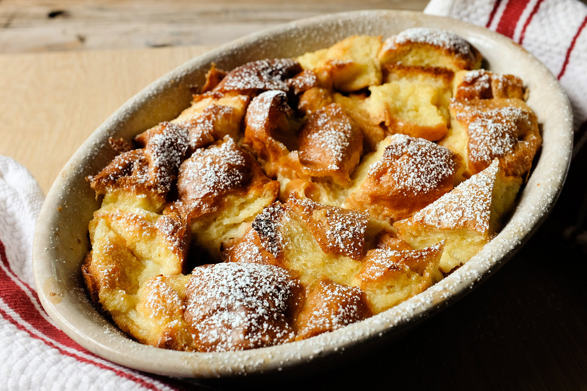 Healthy Bread Pudding Recipe  Simple Bread Pudding Recipe NYT Cooking
