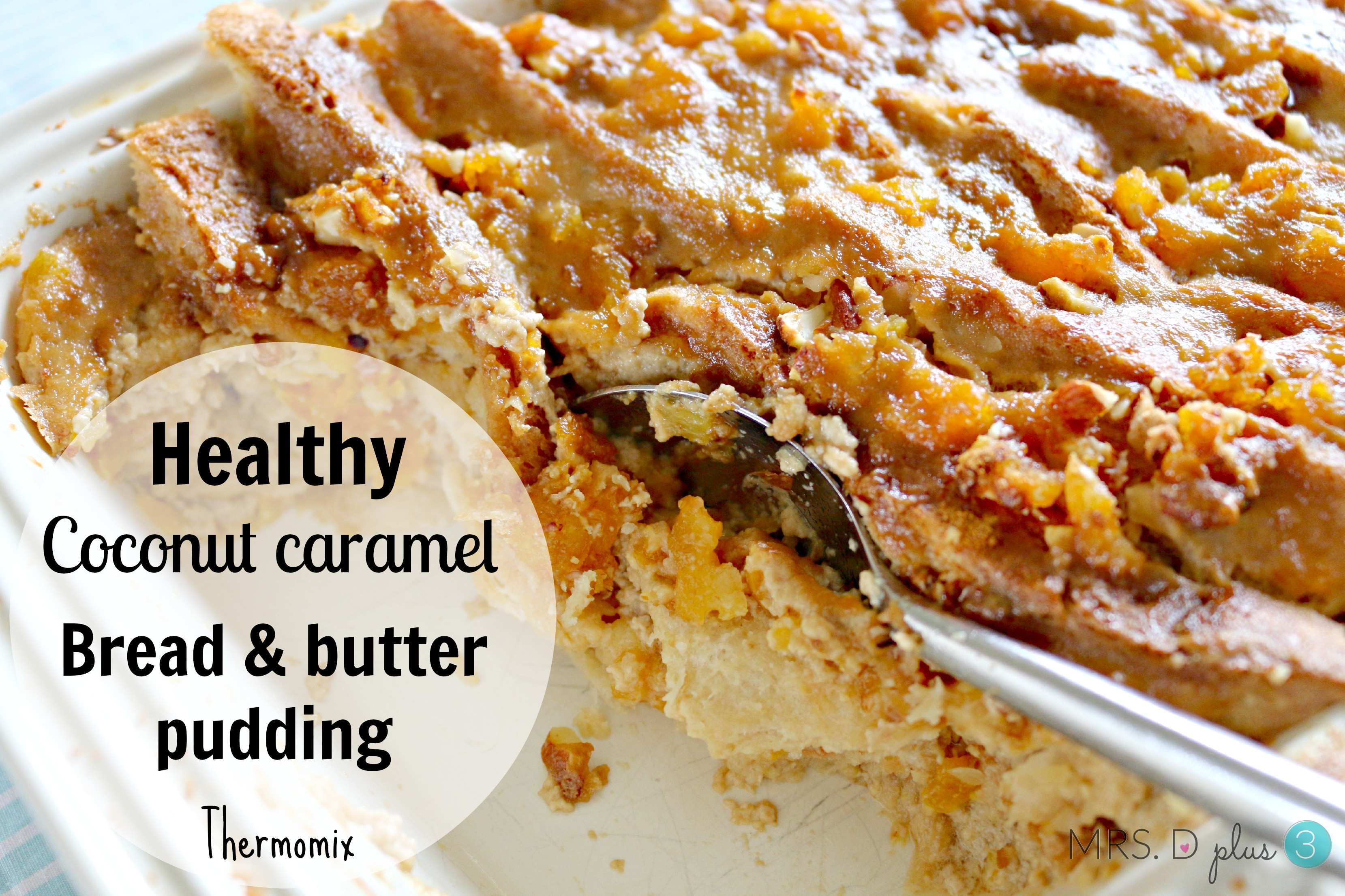 Healthy Bread Pudding  A grain of truth and a healthy bread and butter pudding