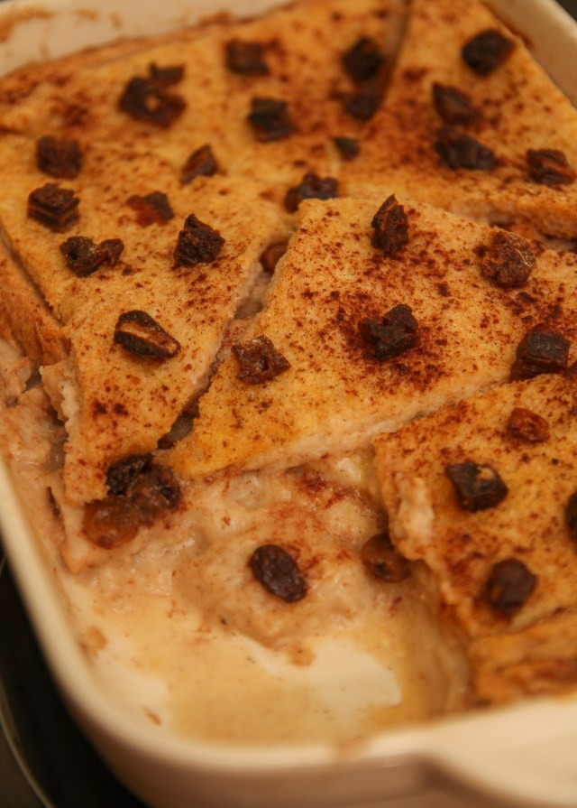 Healthy Bread Pudding  Healthy Bread & Butter Pudding Eggless gluten free & vegan