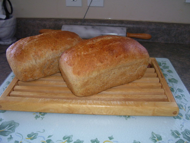 Healthy Bread Recipes For Bread Machines  Light Whole Wheat Bread Bread Machine Recipe Food