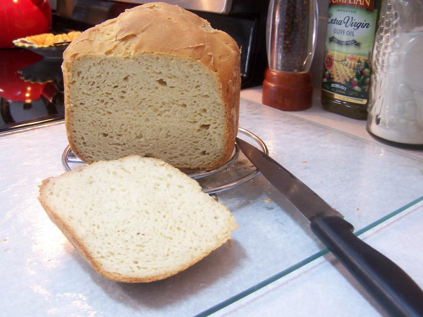 Healthy Bread Recipes For Bread Machines  Spectacular Gluten Free Bread in the Bread Machine