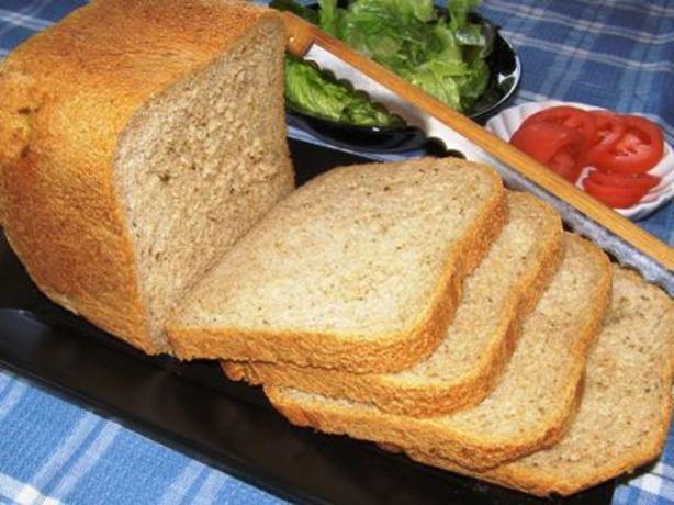 Healthy Bread Recipes For Bread Machines  Healthy Herbed Bread For The Bread Machine Recipe Food