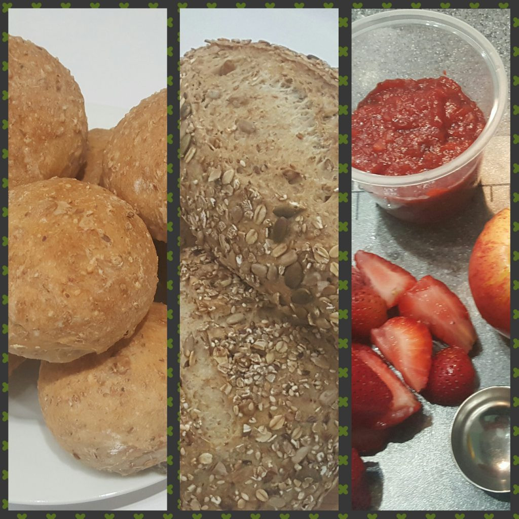 Healthy Bread Spread  Healthy Bread & Spreads NutriWerkz