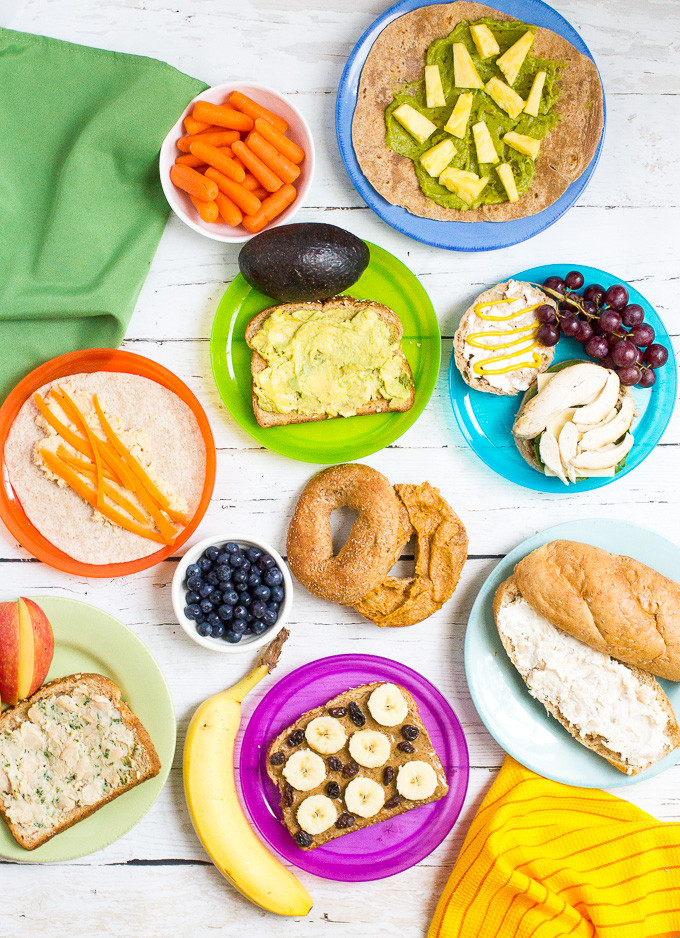 Healthy Bread Spread  20 Pack Able School Lunch Ideas Gather for Bread