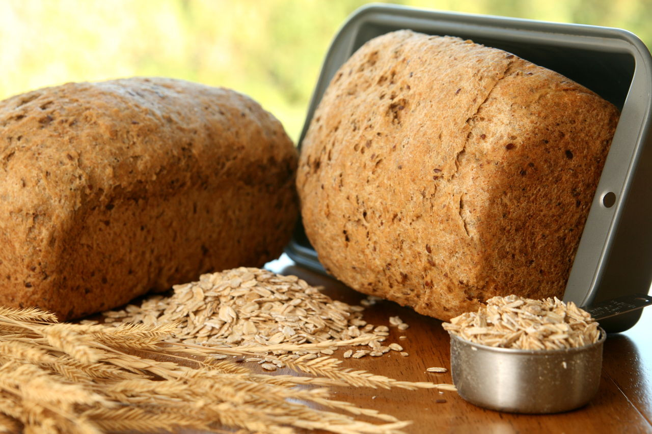 Healthy Bread Substitute  Wheat Germ Substitute