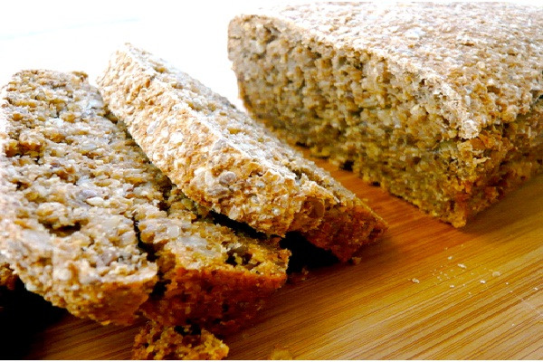Healthy Bread Substitute  Sprouted Bread Instead White Bread Healthy Food