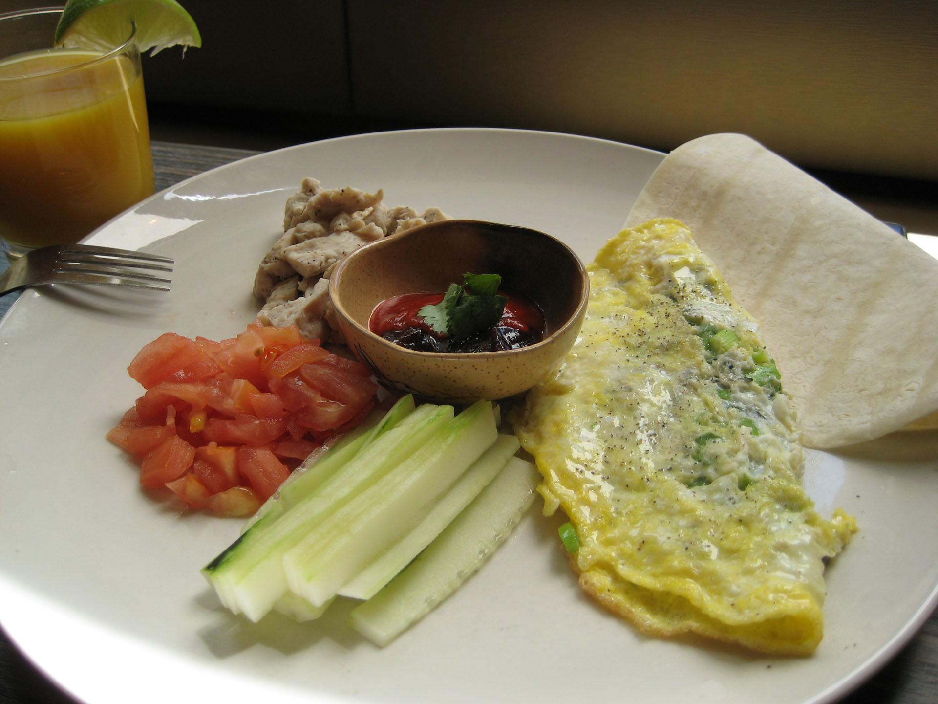 Healthy Breakfast Alternatives  Healthy Breakfast Burrito Alternative Fangalicious