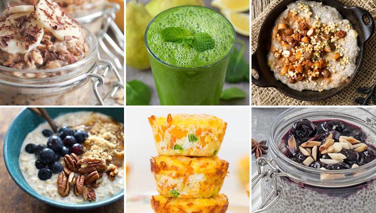 Healthy Breakfast Alternatives  6 Healthy Breakfast Alternatives