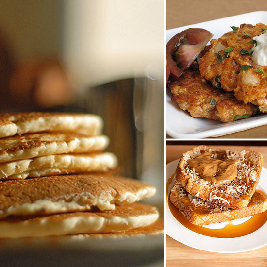 Healthy Breakfast Alternatives  Recipes For Healthier Breakfast Alternatives