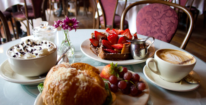 Healthy Breakfast Atlanta  Feast Like A King Breakfast for Two at Café Intermezzo
