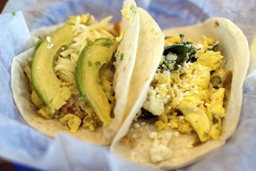 Healthy Breakfast Austin  Healthy er Austin Breakfast Tacos