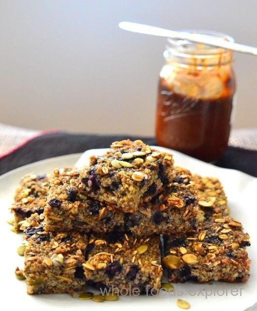 Healthy Breakfast Baked Goods  38 best Breakfast baked goods images on Pinterest